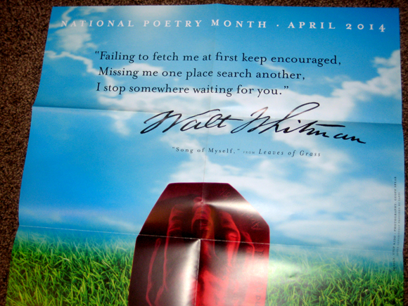 National Poetry Month 2014