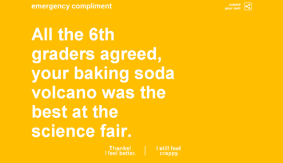 sciencefaircompliment